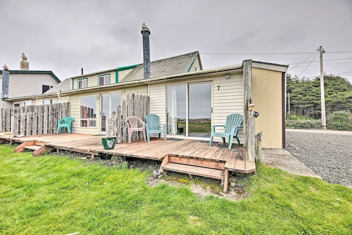 Sanderling Sea Cottages, Unit 7