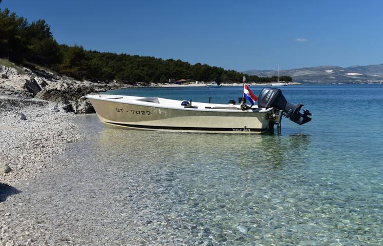 Boat + Apartment Loreta 1 - Vranjic - Boat
