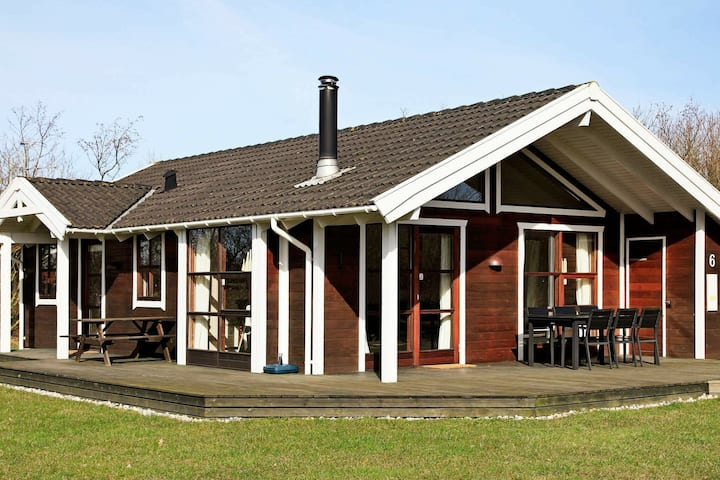 Quaint Holiday Home in Hemmet with Windsurfing Beach