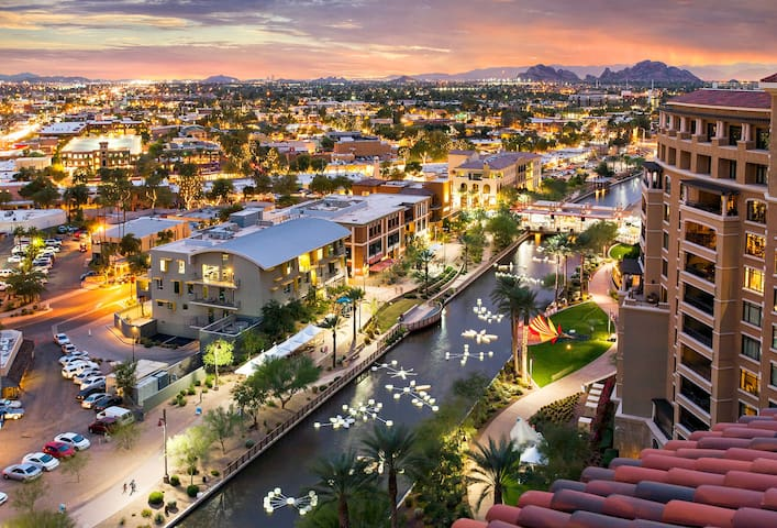 Downtown Old Town Scottsdale