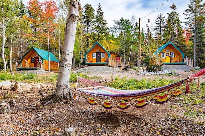 River Nest Wilderness Cabins - Cardinal's Inn #4