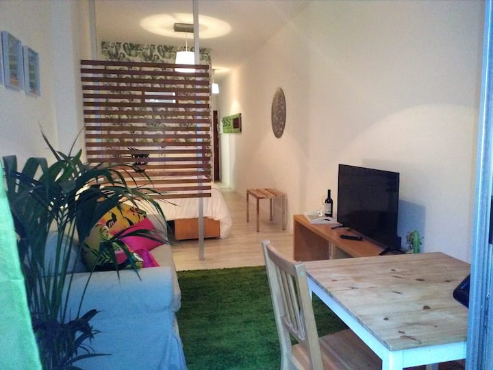 Apartamento loft en Las Canteras