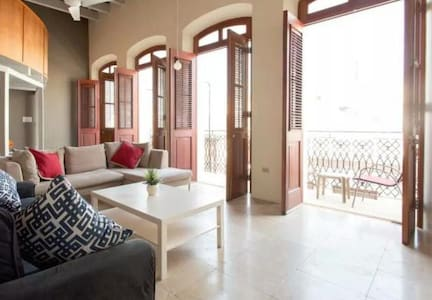 Gorgeous 2nd Floor Penthouse with Balcony & Patio! - San Juan - Wohnung