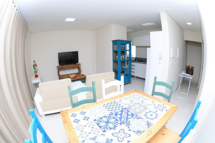 Apartamento aconchegante praia e Beto Carreiro 2