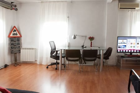 Quiet Loft 15 minutes from city centre - Madrid - Byt