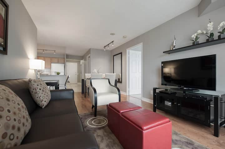 1 Bd/1 Bth-Spacious, Ready Move-In-Near Square One