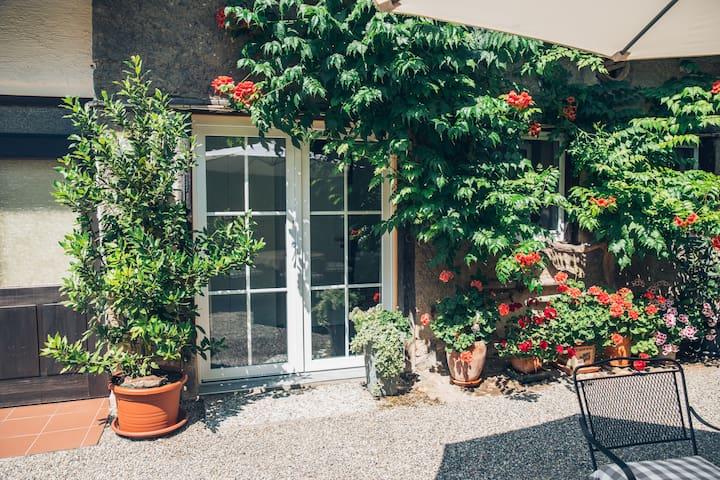 Alte Schmiede - Weisweil - Huis