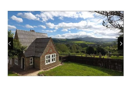 Brecon Beacons Private Room with Own Entrance - Brecon - Casa