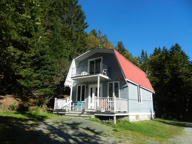 Charming  Cottage with a view of the Bay of Fundy