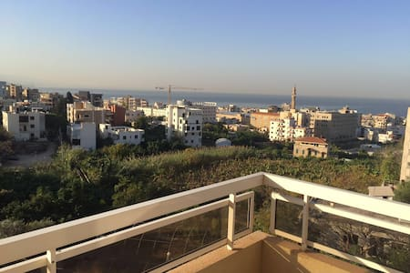 Appartement 200 m² Panoramic view - Byblos - Apartmen