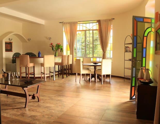 Charming Kilimanjaro. Apartment 2 rooms