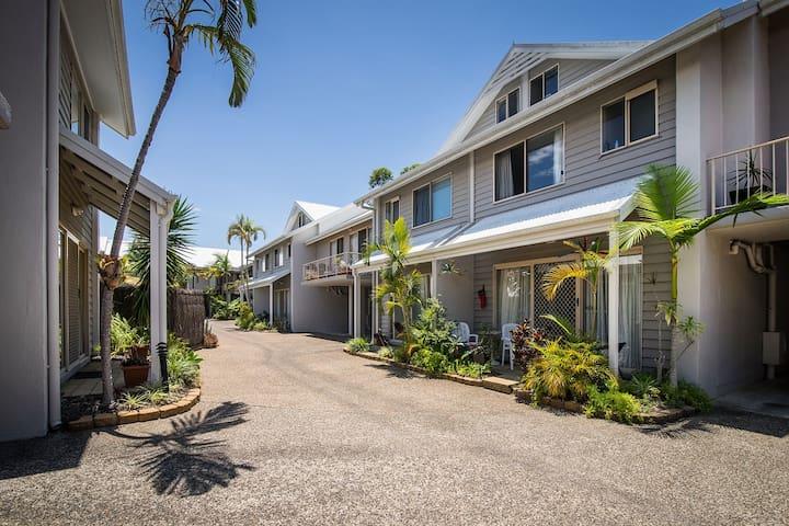 Pelican Beach Resort - Noosa - Noosaville - Leilighet