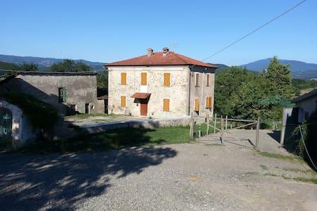 Boniceto Farm House - Albareto - Hus