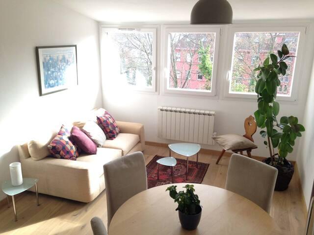 Côte de Saverne, beau et lumineux appartement 3-4P - Saverne - อพาร์ทเมนท์