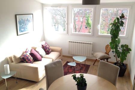 Côte de Saverne, beau et lumineux appartement 3-4P - Saverne - Apartament