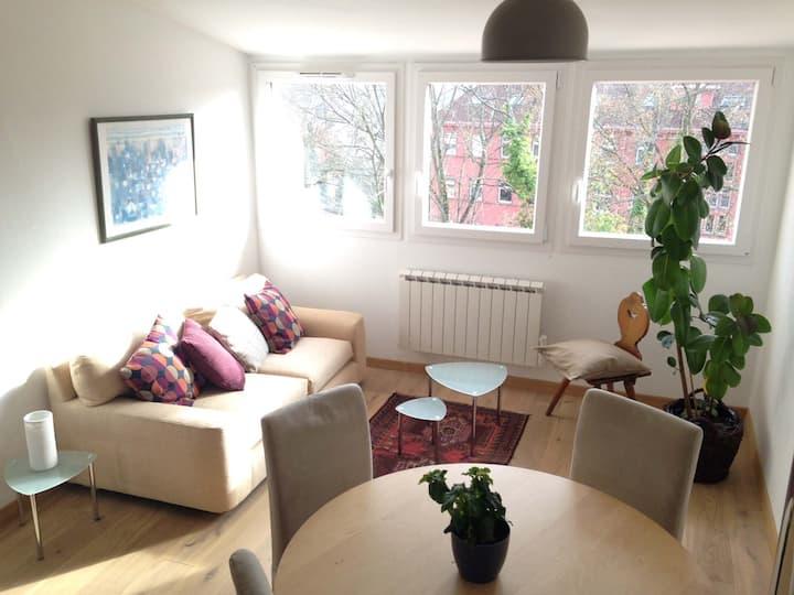 Côte de Saverne, beau et lumineux appartement 3-4P