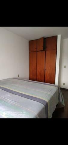 2° quarto Casa Doval sem banheiro