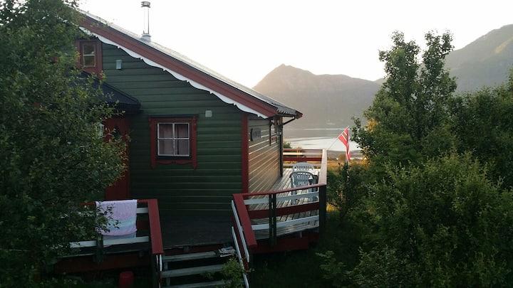 Cabin, Haukland, Uttakleiv, 8370 Leknes, Lofoten