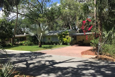 Ranch style, Car port,large backyrd - Rockledge - Haus