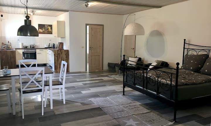 Liebevoll eingerichtetes 2-Zimmer-Appartement