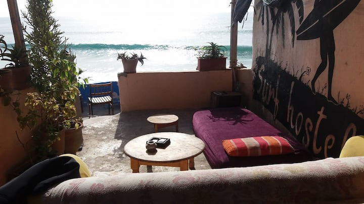 "Double Room - Imsouane Beach House ""Chez Hafid"""