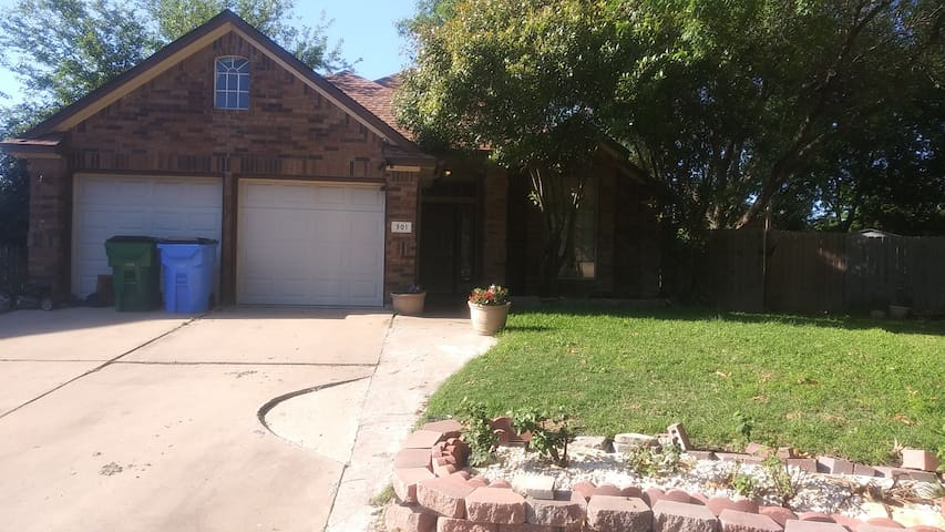 Whole House minus master bedroom  in Pflugerville