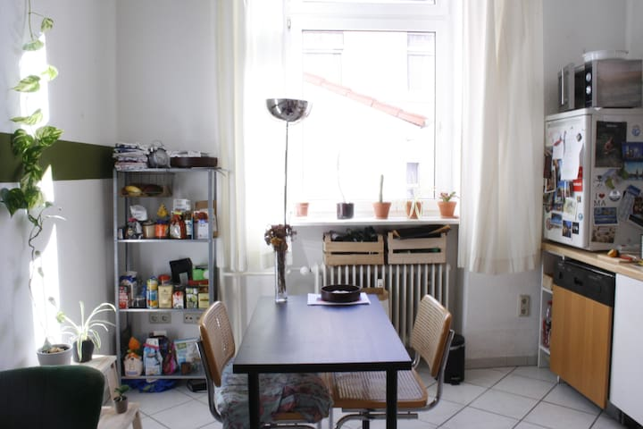 Cozy student flat in the city center