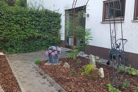 Idyllische 2 Zimmer Ferienwohnung am Dinkelberg