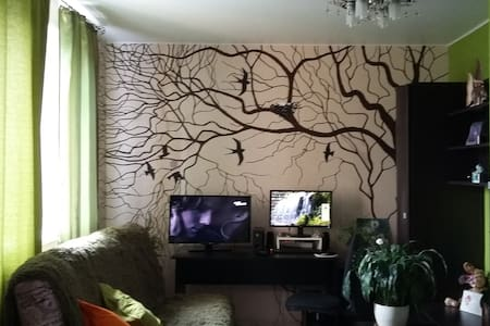 Квартира-студия в г. Сходня - Skhodnya - Daire