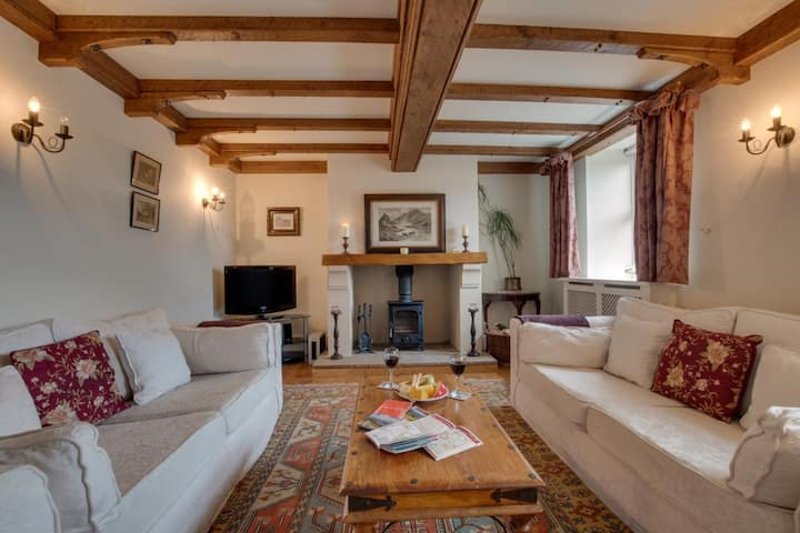 Willows' End Cottage, Dog Friendly*