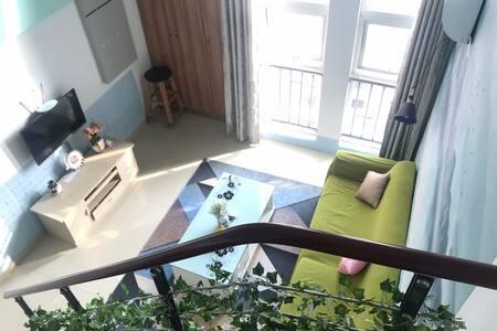 暨阳尚品国际Loft复式双层公寓