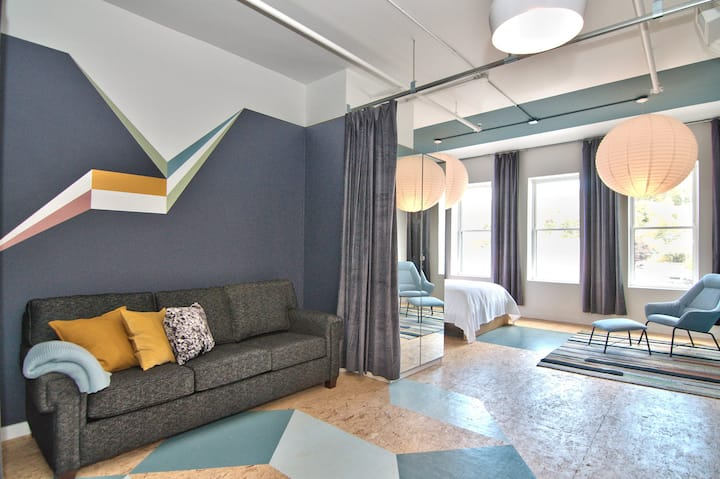 Wonder Honesdale -Loft A2- 3 Bedroom-2 Bathroom-Sleeps 6