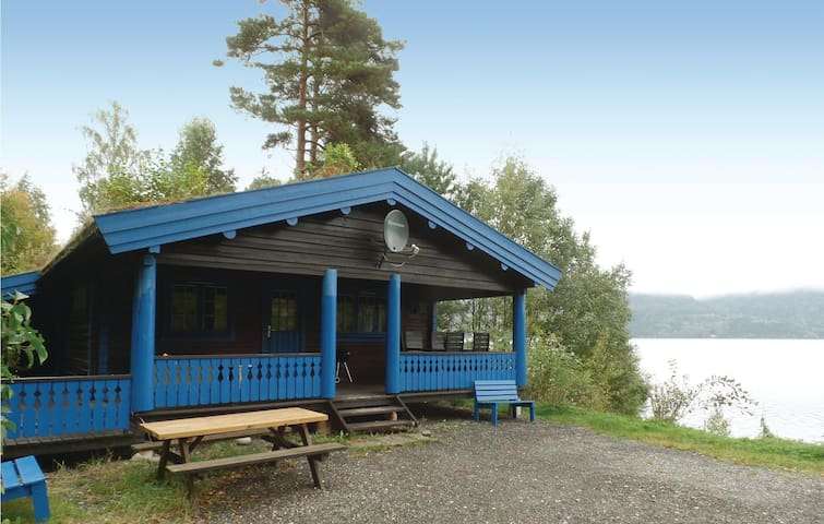Holiday cottage with 3 bedrooms on 125 m² in Vikersund