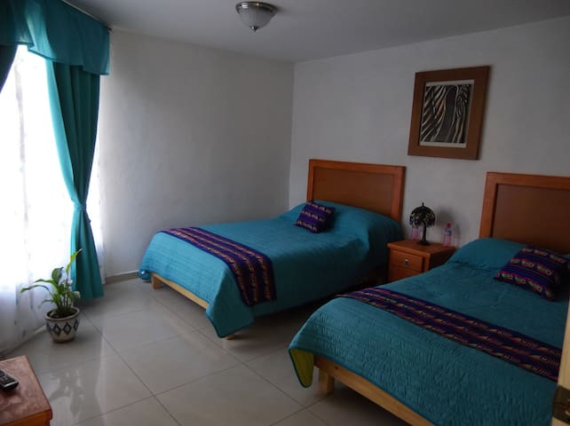habitacion witsilin Casa Culhuac