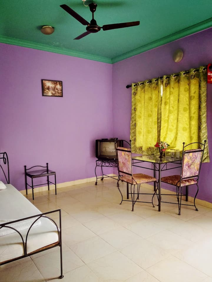 Superior Room near Candolim beach