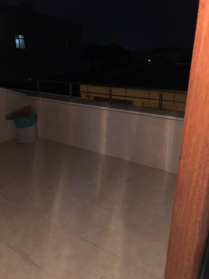 Evim çatı katı