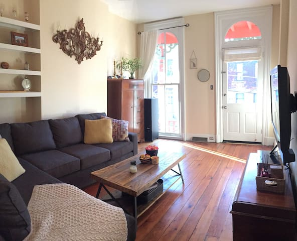 Private Townhome, Walkable to OTR
