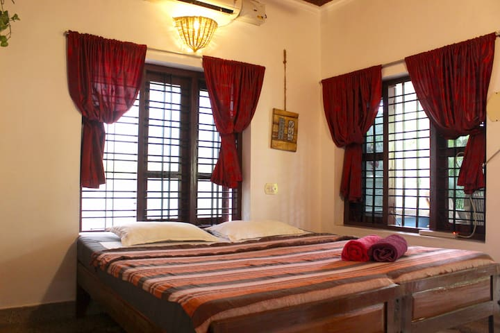 Comfy & Clean Rooms - Varkala Cliff