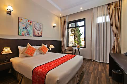 Double Room in Lacasa Sapa Hotel (room only)
