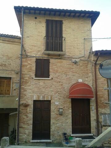 Casa nel borgo di Spinetoli