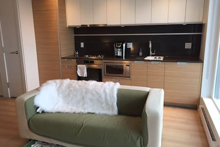 Comfortable Convenience - Metrotown - Burnaby - Wohnung