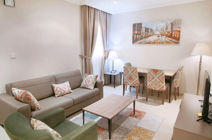 Nice 1 Bedroom Apartment in City Center