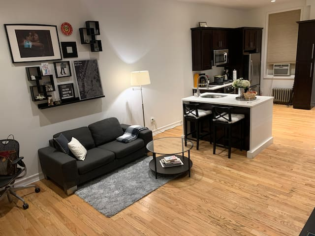 Apartment in Greenpoint, Brooklyn