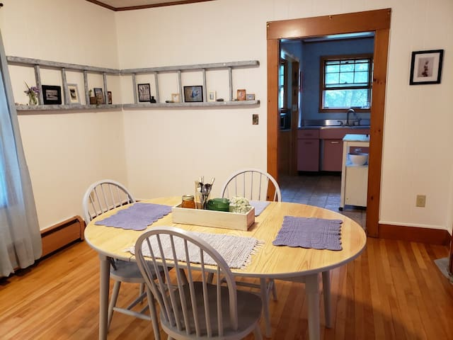 This is your dining room