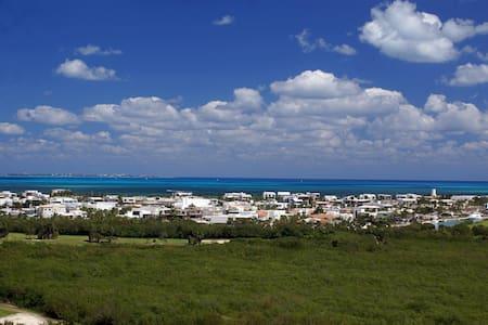 AMAZING GOLF  CARIBBEAN OCEAN VIEW - Cancun - Byt