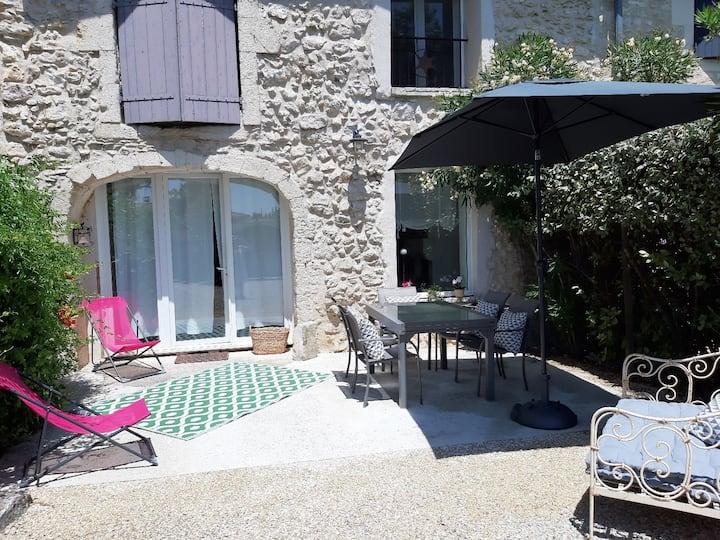 Mas charmant en Provence entre Alpilles et Luberon
