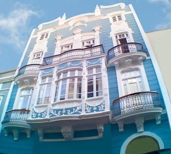 Downtown House Hab doble con baño - Las Palmas de Gran Canaria
