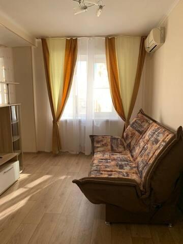 Квартира в Анапе рядом с Ореховой Рощей