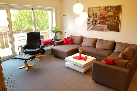 Gemütliche Wohnung am Rande Paderborns -Cosy place - 파더보른 - 아파트