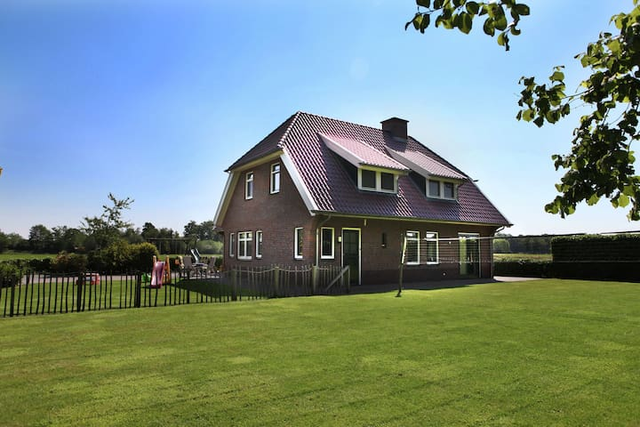 Beautiful Farmhouse in Neede near Forest